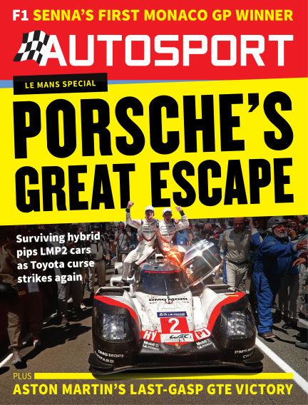 Autosport June 22, 2017 00:00