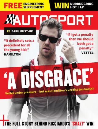 Autosport 29th June 2017