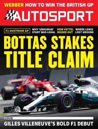 Autosport 13th July 2017