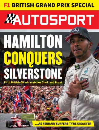 Autosport 20th July 2017