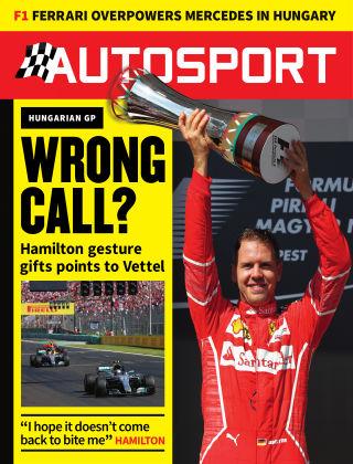 Autosport 3rd August 2017