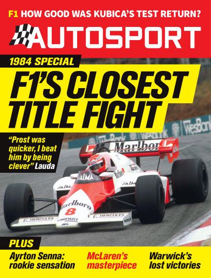 Autosport August 10, 2017 00:00