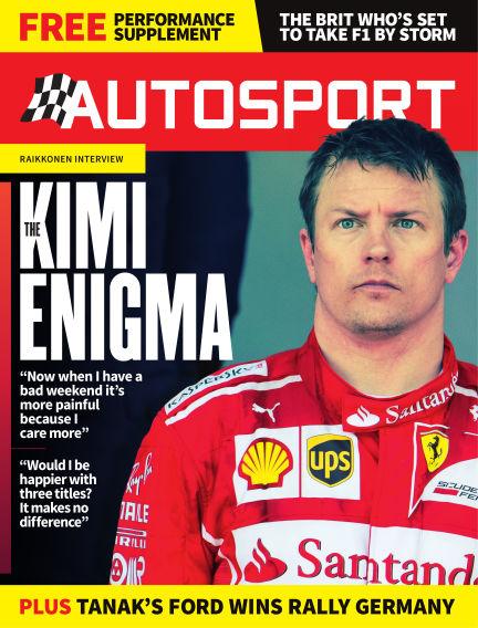 Autosport August 24, 2017 00:00
