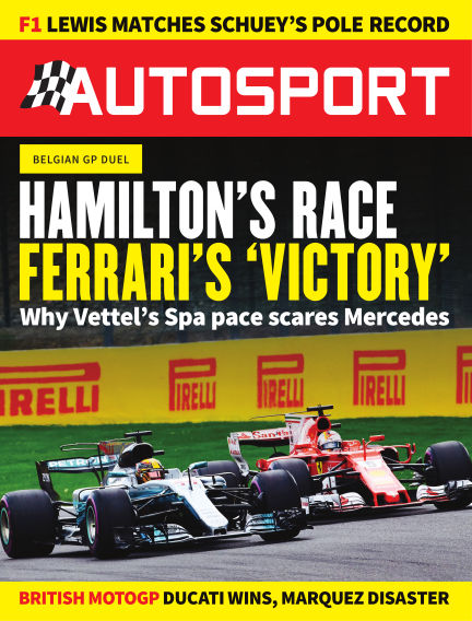 Autosport August 31, 2017 00:00
