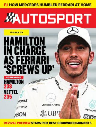Autosport 7th September 2017