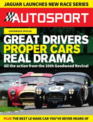 Autosport 14th September 2017