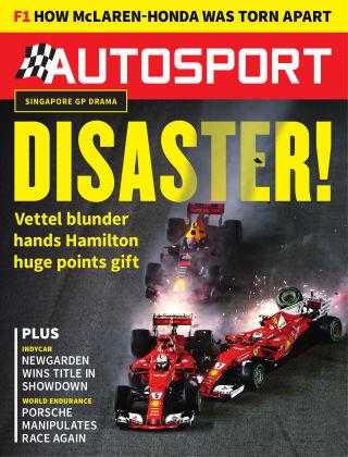Autosport 21st September 2017