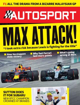 Autosport 5th October 2017