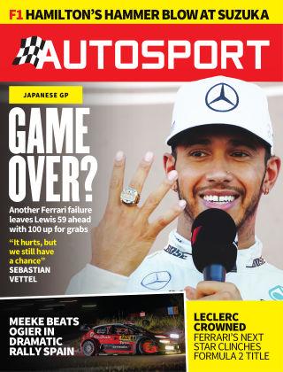 Autosport 12th October 2017