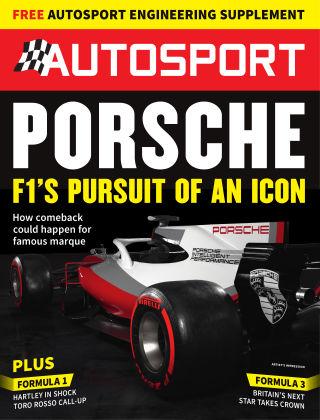 Autosport 19th October 2017