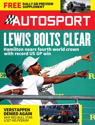 Autosport 26th October 2017