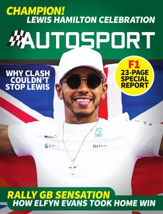 Autosport 2nd November 2017