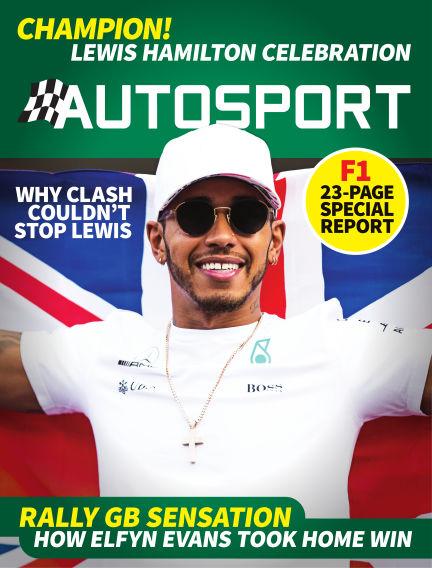 Autosport November 02, 2017 00:00