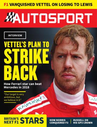 Autosport 9th November 2017