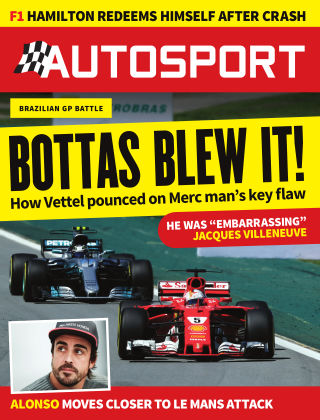 Autosport 16th November 2017
