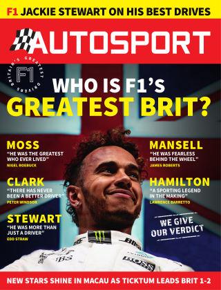 Autosport 23rd November 2017
