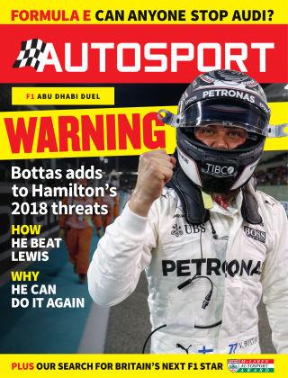 Autosport 30th November 2017