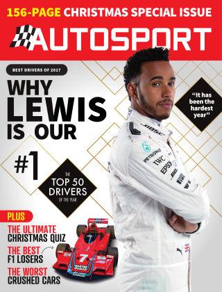 Autosport 14th December 2017