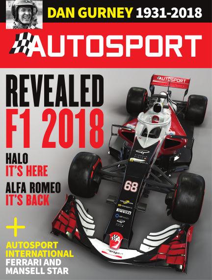 Autosport January 18, 2018 00:00