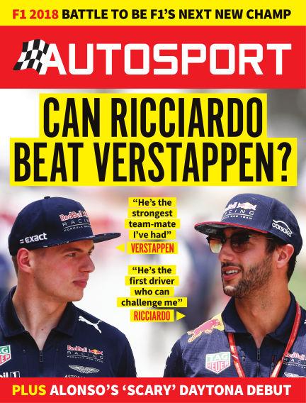 Autosport February 01, 2018 00:00