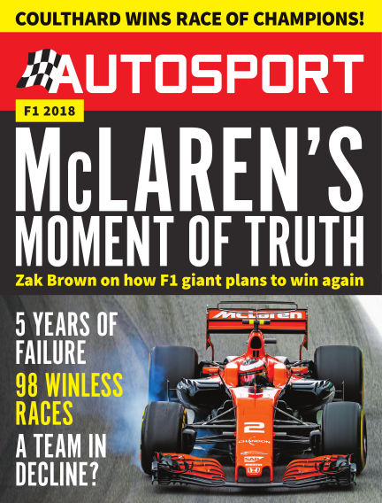 Autosport February 08, 2018 00:00