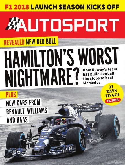 Autosport February 22, 2018 00:00