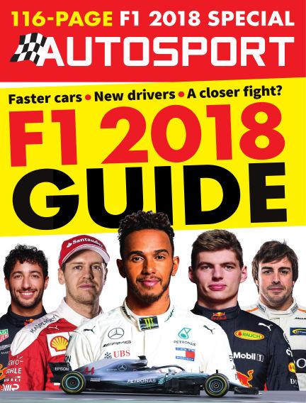 Autosport March 15, 2018 00:00