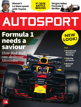 Autosport 22nd March 2018