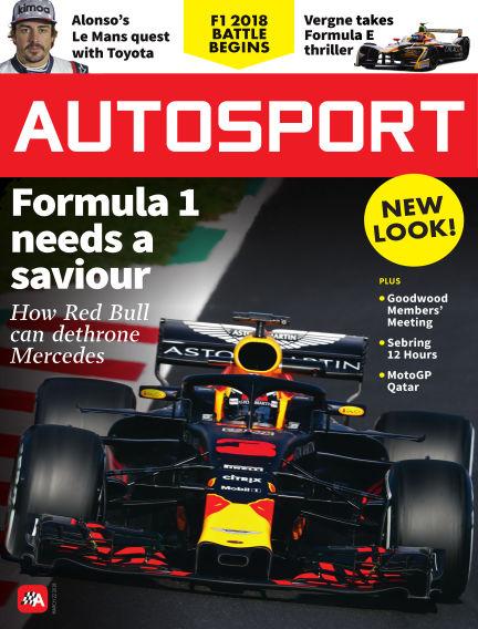 Autosport March 22, 2018 00:00