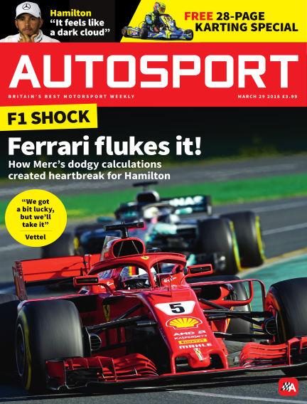 Autosport March 29, 2018 00:00