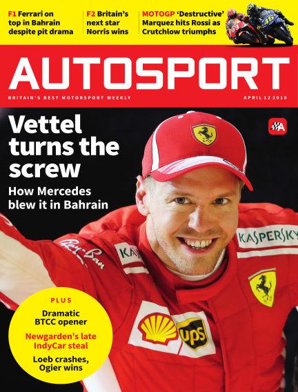 Autosport April 12, 2018 00:00