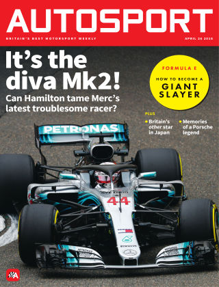 Autosport 26th April 2018