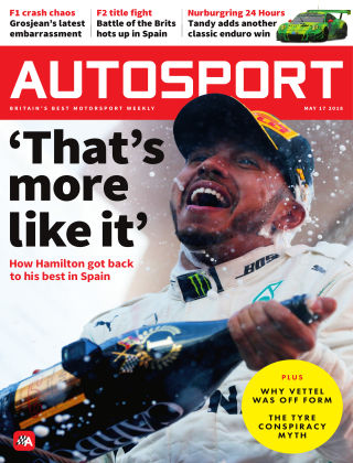 Autosport 17th May 2018