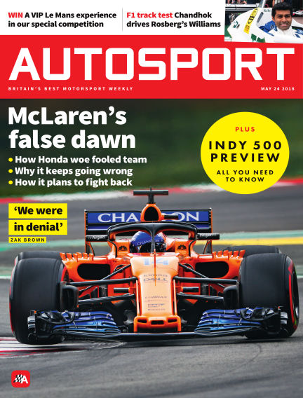 Autosport May 24, 2018 00:00