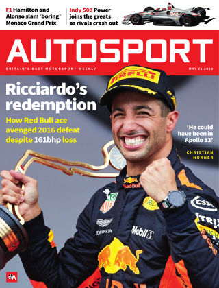 Autosport 31st May 2018