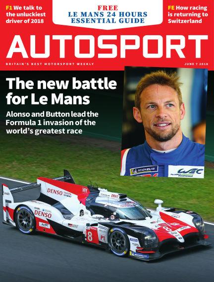 Autosport June 07, 2018 00:00