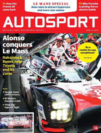 Autosport June 21, 2018 00:00
