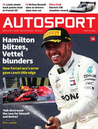 Autosport 28th June 2018