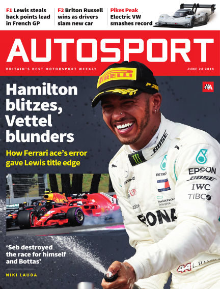 Autosport June 28, 2018 00:00