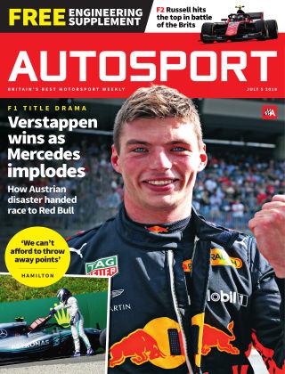 Autosport 5th July2018