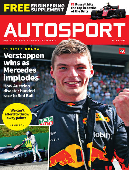 Autosport July 05, 2018 00:00