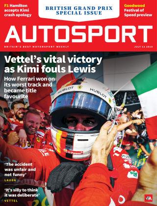 Autosport 12th July 2018