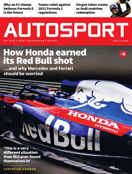 Autosport July 19, 2018 00:00