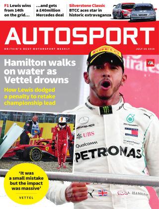 Autosport 26th July 2018