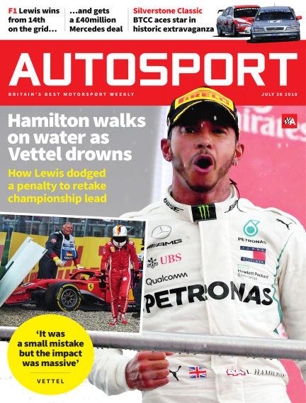 Autosport July 26, 2018 00:00