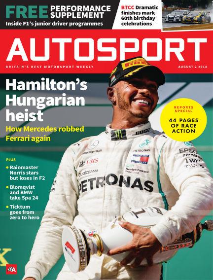 Autosport August 02, 2018 00:00
