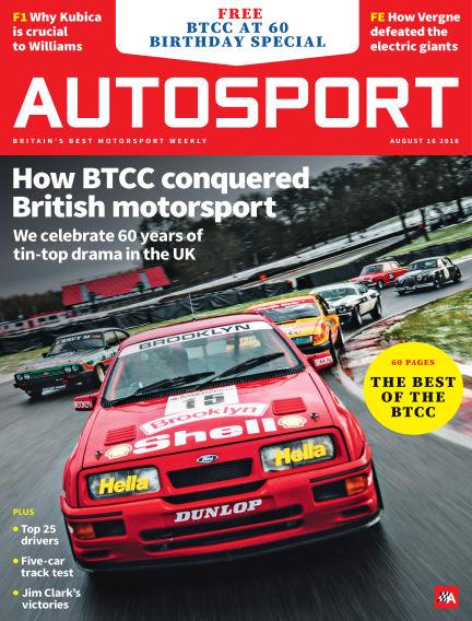 Autosport August 16, 2018 00:00