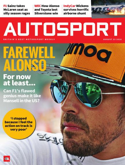 Autosport August 23, 2018 00:00