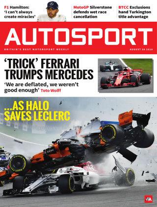 Autosport 30th August 2018