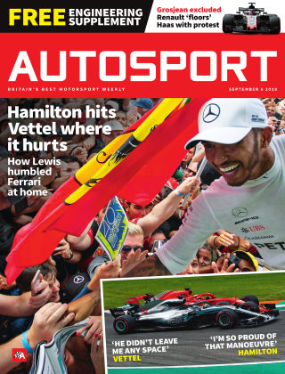 Autosport 6th September 2018